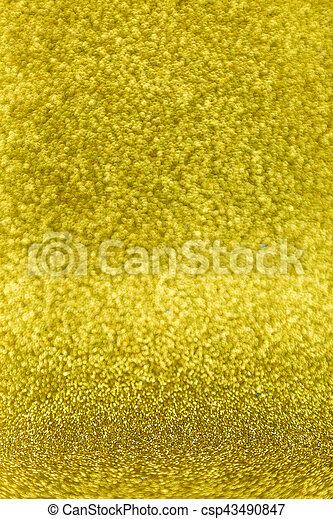 Trasfondo amarillo abstracto y brillante - csp43490847