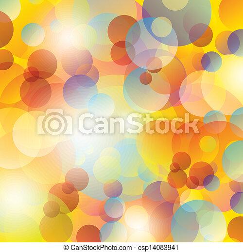 Antecedentes abstractos y coloridos - csp14083941