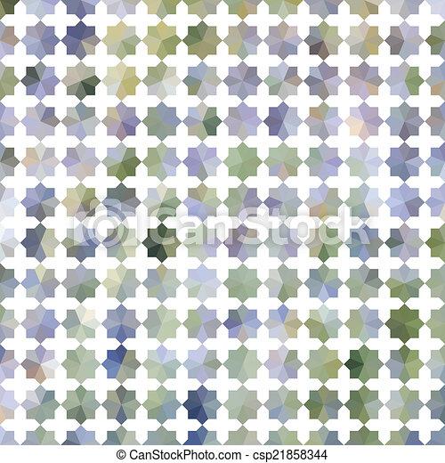 Fondo abstracto colorido - csp21858344
