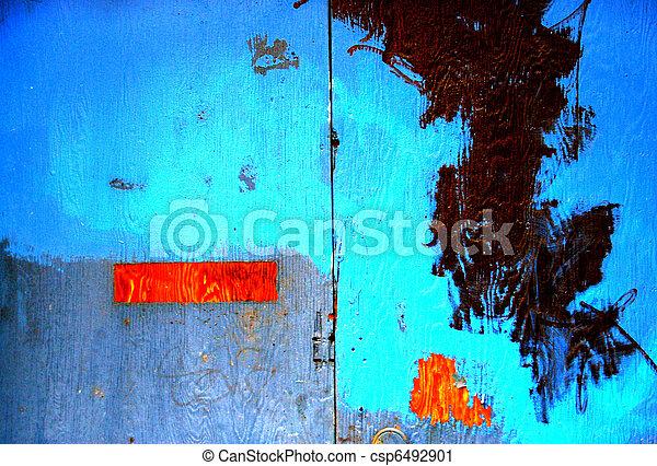 Colores abstractos. - csp6492901