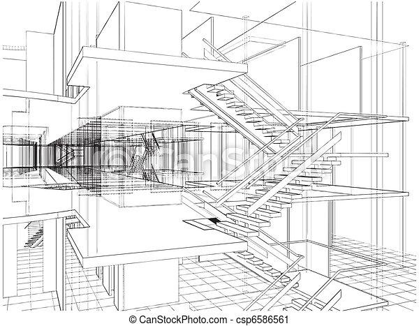 Resumen construcciones resumen vector construcciones for Construcciones minimalistas fotos