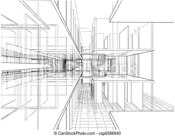 Construcciones abstractas - csp6586640