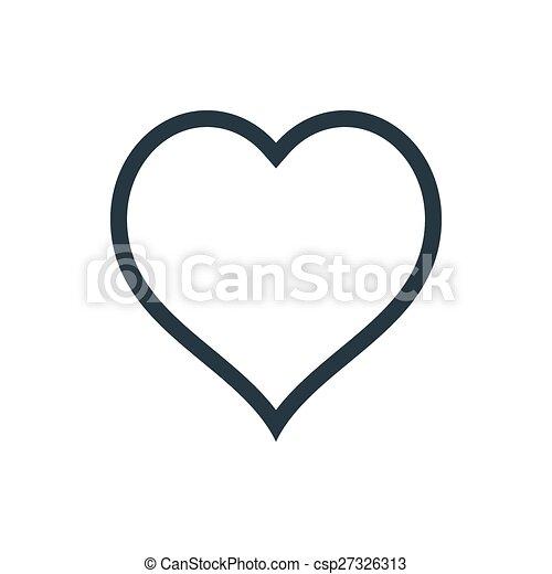 resumen corazón - csp27326313
