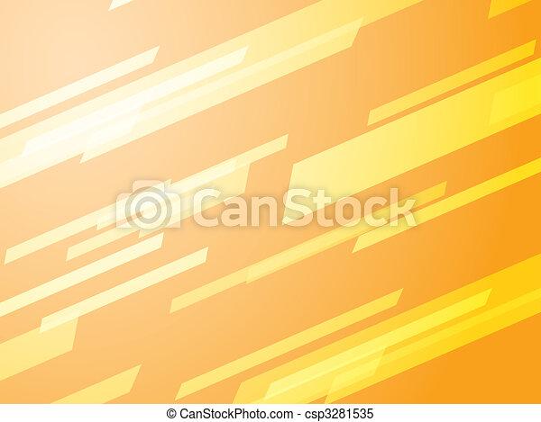 Dinamismo abstracto - csp3281535