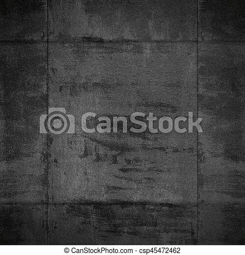 Trasfondo abstracto negro - csp45472462