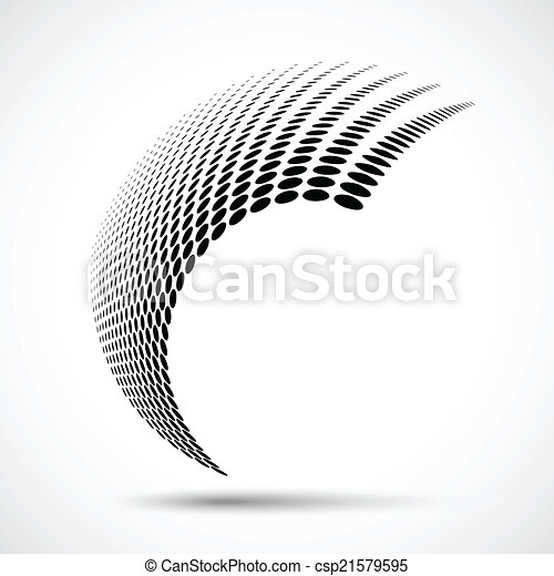 Abstraer medio elemento de diseño - csp21579595