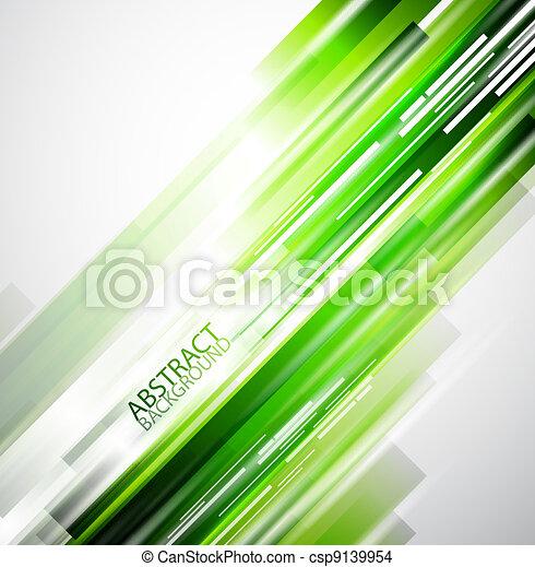 Líneas abstractas de fondo - csp9139954