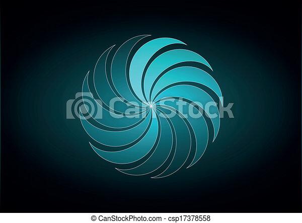 Trasfondo abstracto - csp17378558