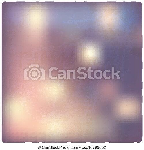 Trasfondo abstraído y borroso - csp16799652
