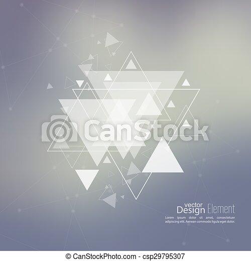 Trasfondo abstraído y borroso - csp29795307