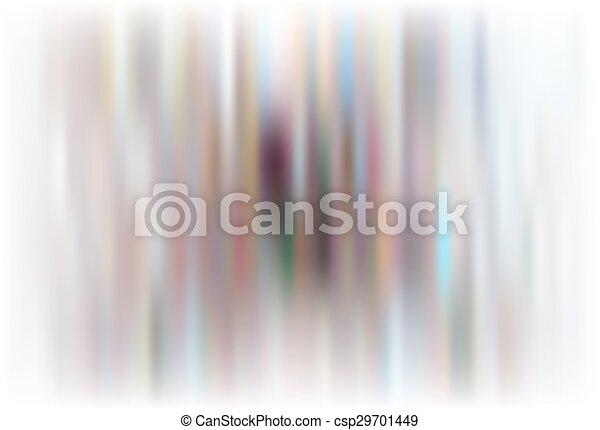 Trasfondo abstraído y borroso - csp29701449