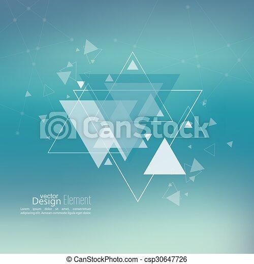 Trasfondo abstraído y borroso - csp30647726