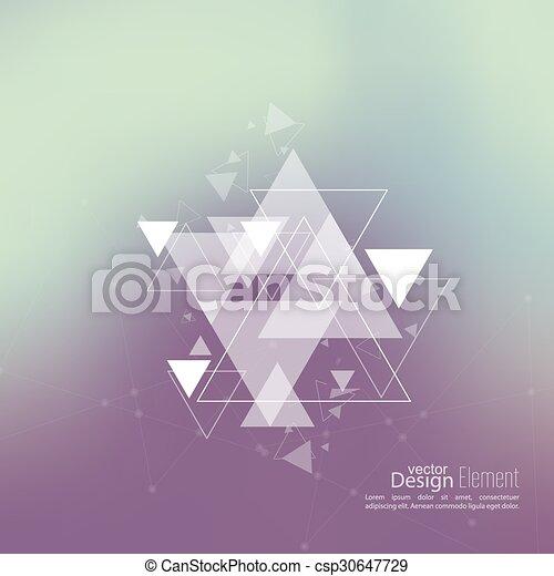 Trasfondo abstraído y borroso - csp30647729