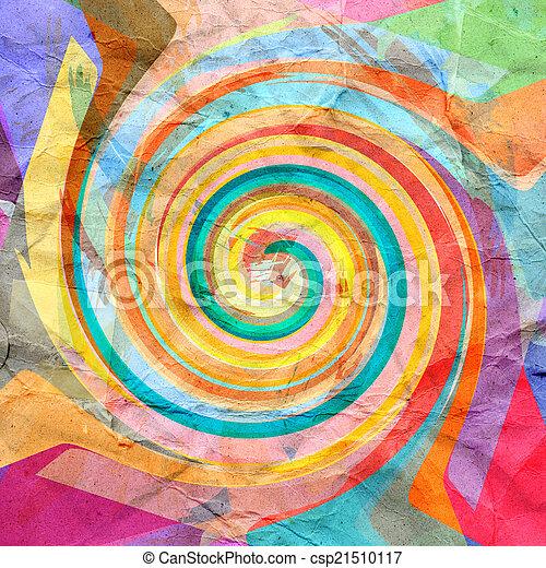 Trasfondo abstracto - csp21510117