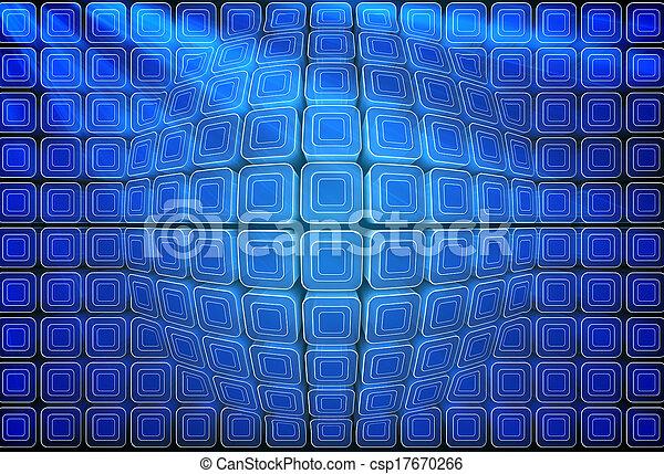Trasfondo de tecnología abstracto - csp17670266