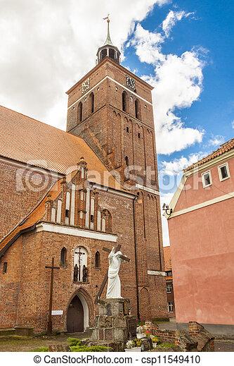 Reszel - Church. - csp11549410