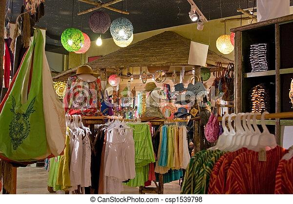 Retail Store Shopping - csp1539798