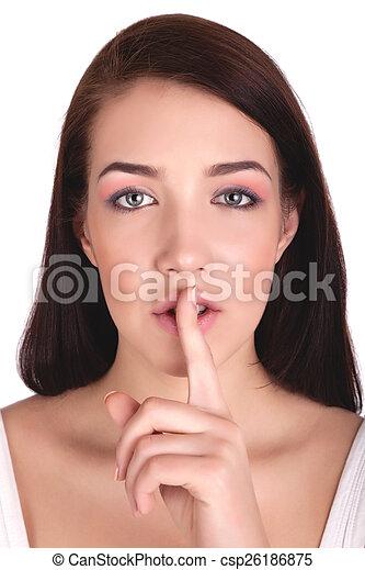 Silencio - csp26186875