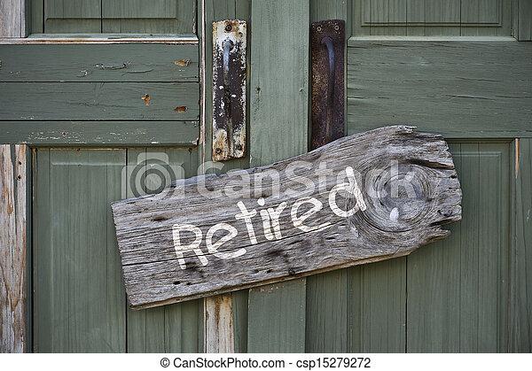 retired. - csp15279272