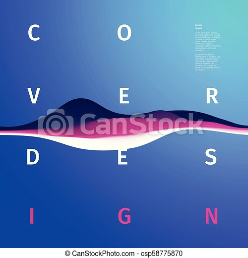 Retro 80s background  Fashion poster  Memphis style retro background with  multicolored simple geometric shapes  Fluid shape illustration  Eps10