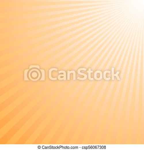 Retro abstract gradient ray pattern background - csp56067308