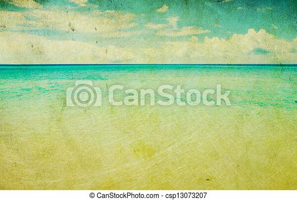 Retro Background - csp13073207