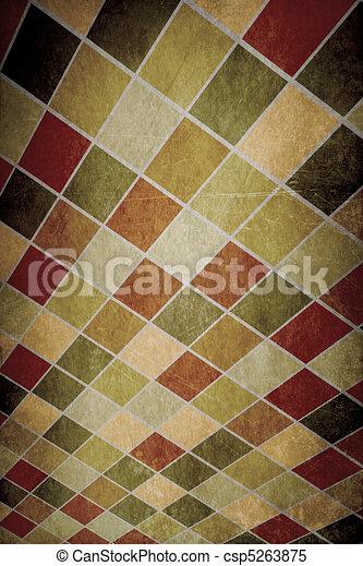 retro background - csp5263875