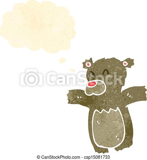 Retro caricatura - csp15081733