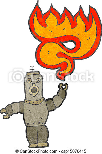 Cartoon of a Shooting Fireball or Asteroid - Royalty Free ... |Shooting Flames Drawings