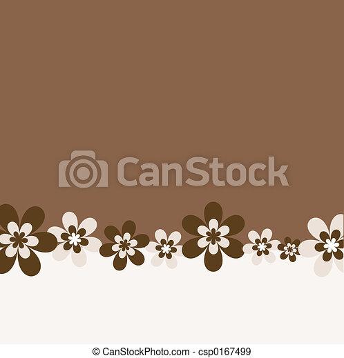 Retro flowers - csp0167499