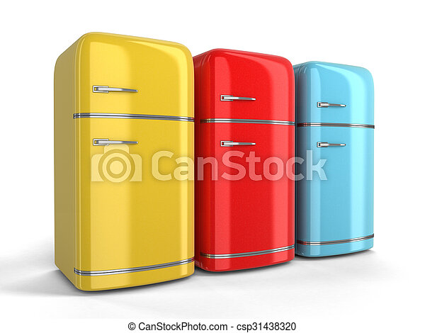 Retro Kühlschrank Niedrig : Retro kühlschrank pfad ausschnitt refrigerator bild retro
