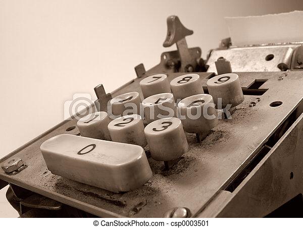 Retro Machine - csp0003501