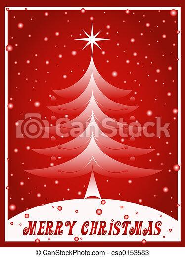 Retro Navidad - csp0153583