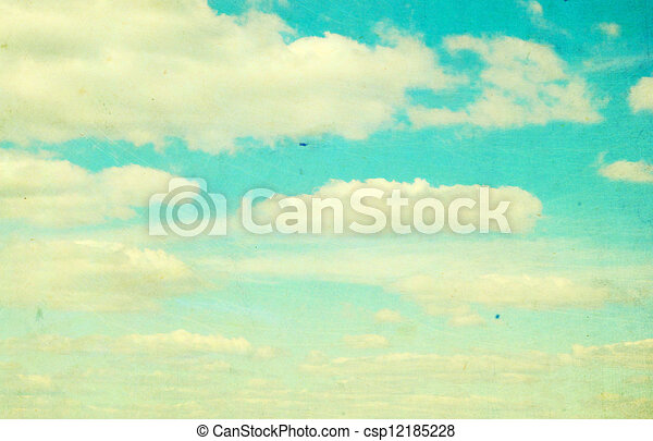 Trasfondo retro - csp12185228