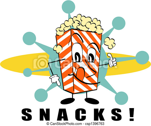 retro popcorn snacks sign clip art retro or vintage popcorn rh canstockphoto ie snake clipart free snake clipart images