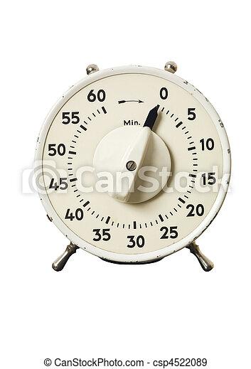 Retro timer - csp4522089