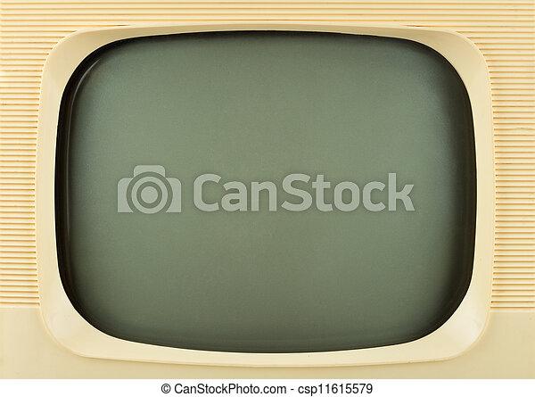 retro tv - csp11615579