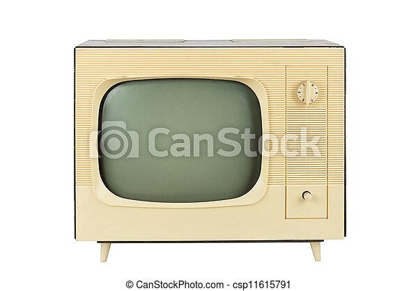 retro tv - csp11615791