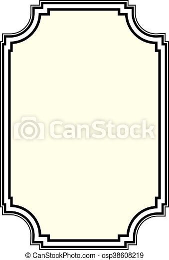 retro vintage frame vector clip art search illustration drawings rh canstockphoto co uk vintage frame clip art free vintage frame clipart free download