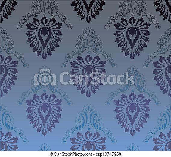 retro wallpaper - csp10747958