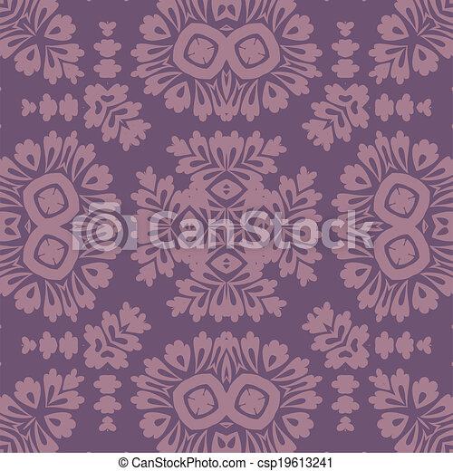 Retro wallpaper - csp19613241