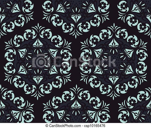 retro wallpaper - csp10165476