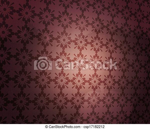 Retro Wallpaper - csp17182212