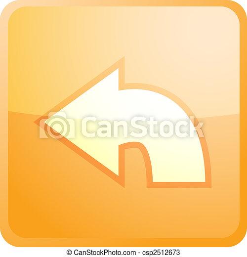 Return navigation icon - csp2512673