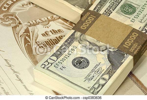Return on Investment - csp0383636