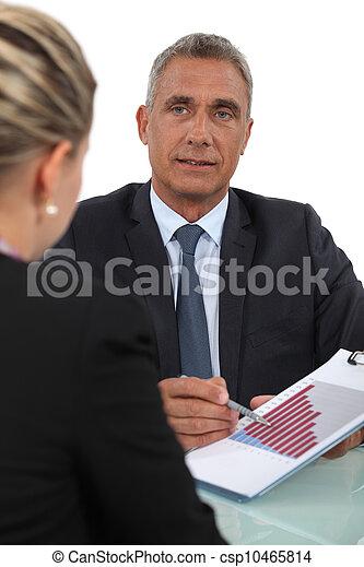 reunião, negócio - csp10465814