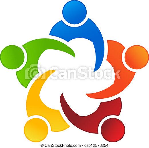 Reunión de negocios 5 - csp12578254