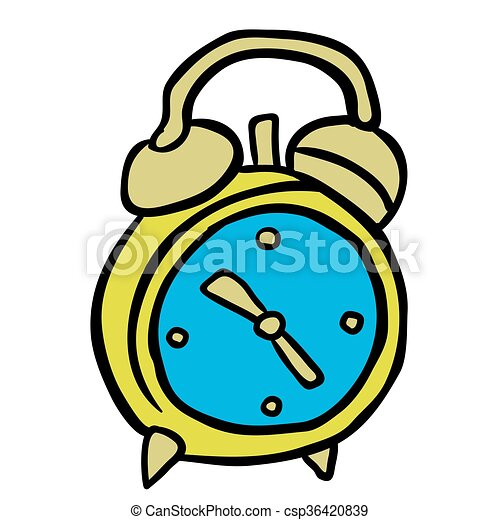 Reveil dessin anim horloge reveil dessin anim - Dessin reveil ...