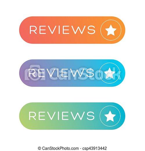 reviews button vector speech bubble set rh canstockphoto com free vector speech bubbles eps free vector drawn speech bubble