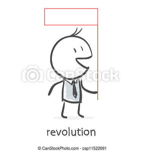 Revolution - csp11522691